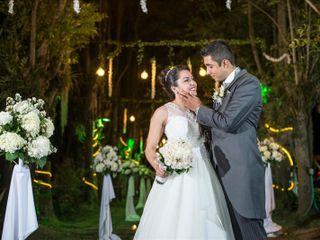 El matrimonio de Catalina y Juan Sebastián