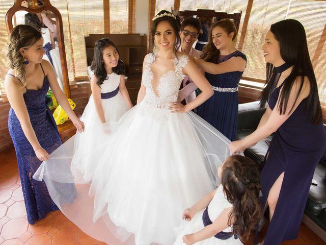 El matrimonio de Jimmy y Tatiana en Cajicá, Cundinamarca 7