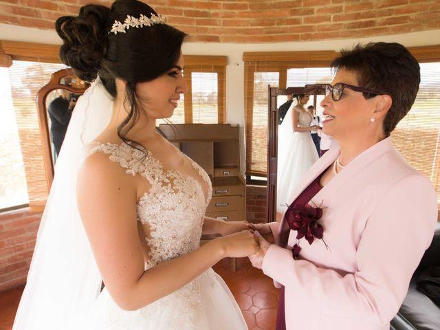 El matrimonio de Jimmy y Tatiana en Cajicá, Cundinamarca 8