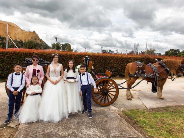El matrimonio de Jimmy y Tatiana en Cajicá, Cundinamarca 10