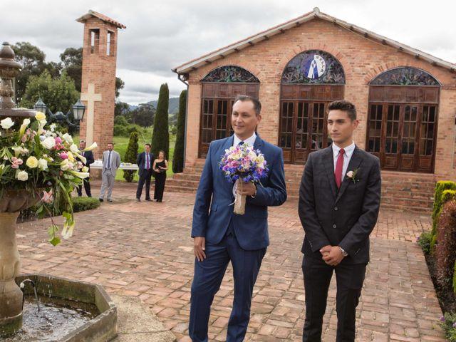 El matrimonio de Jimmy y Tatiana en Cajicá, Cundinamarca 11