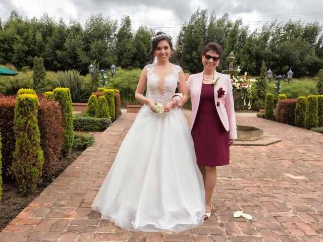 El matrimonio de Jimmy y Tatiana en Cajicá, Cundinamarca 13