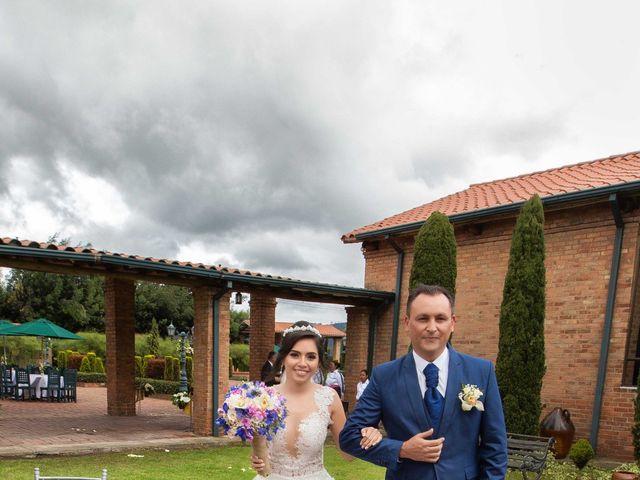 El matrimonio de Jimmy y Tatiana en Cajicá, Cundinamarca 14