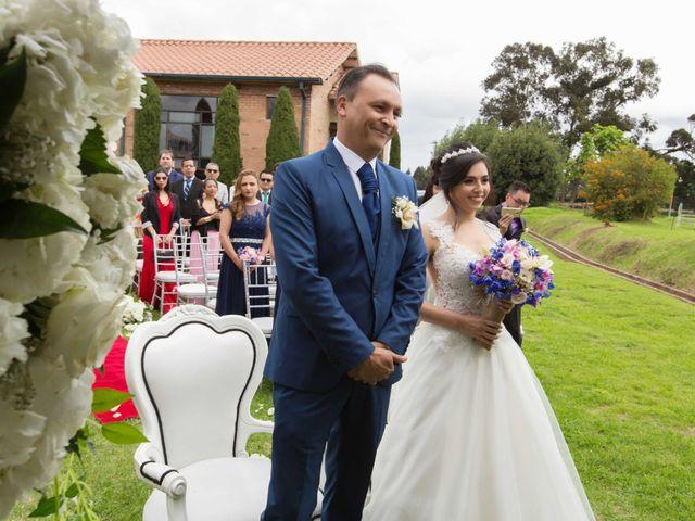 El matrimonio de Jimmy y Tatiana en Cajicá, Cundinamarca 15