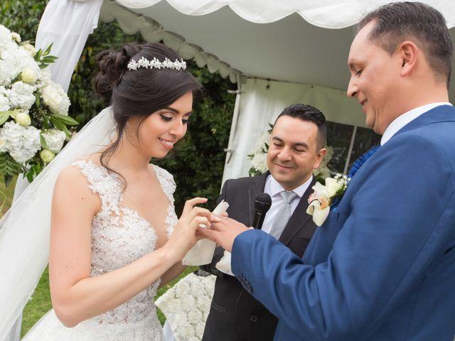 El matrimonio de Jimmy y Tatiana en Cajicá, Cundinamarca 17