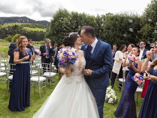 El matrimonio de Jimmy y Tatiana en Cajicá, Cundinamarca 19