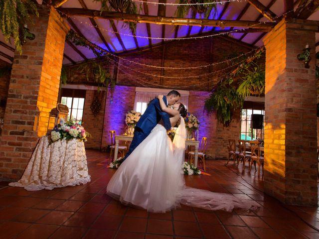 El matrimonio de Jimmy y Tatiana en Cajicá, Cundinamarca 23