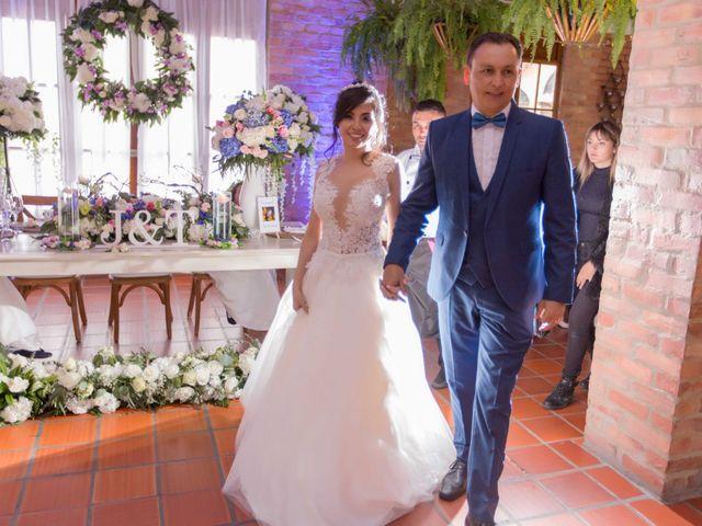 El matrimonio de Tatiana y Jimmy