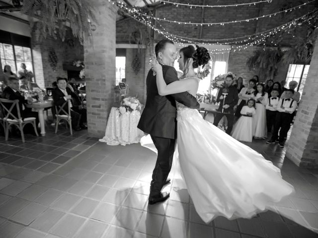 El matrimonio de Jimmy y Tatiana en Cajicá, Cundinamarca 28