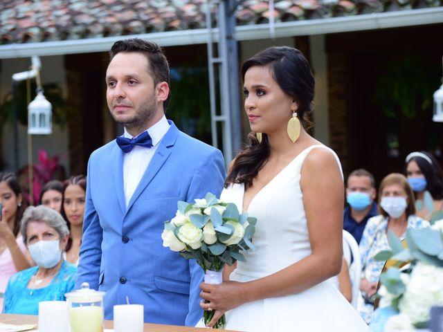 El matrimonio de William Felipe y Kathalina en Jamundí, Valle del Cauca 21