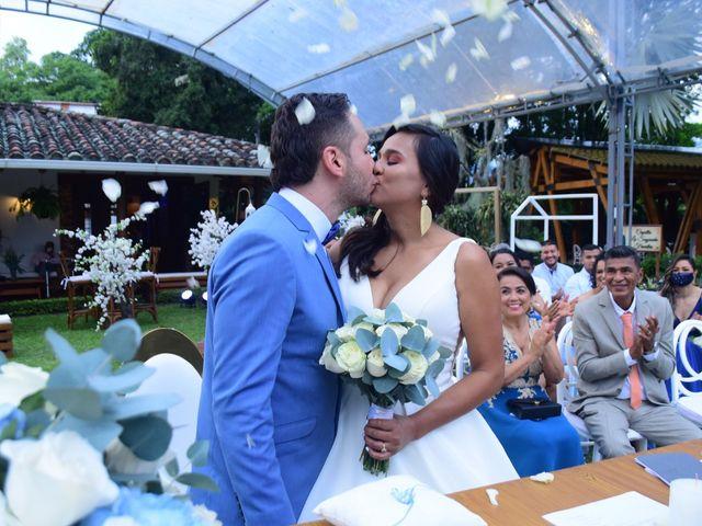 El matrimonio de William Felipe y Kathalina en Jamundí, Valle del Cauca 28
