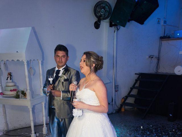 El matrimonio de Nazly y Lucho