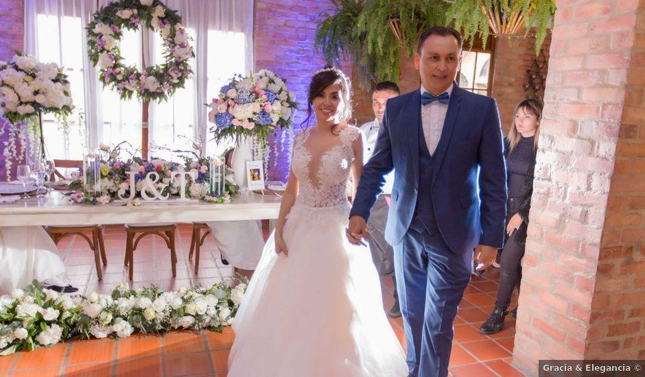 El matrimonio de Jimmy y Tatiana en Cajicá, Cundinamarca