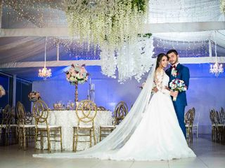 El matrimonio de Haidy Paola y Bryan Alfonso