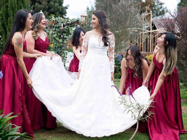 El matrimonio de Bryan Alfonso y Haidy Paola en Bogotá, Bogotá DC 2