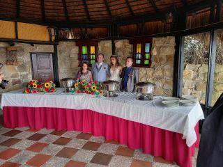 El matrimonio de Dalmara  y Chuvaned  1