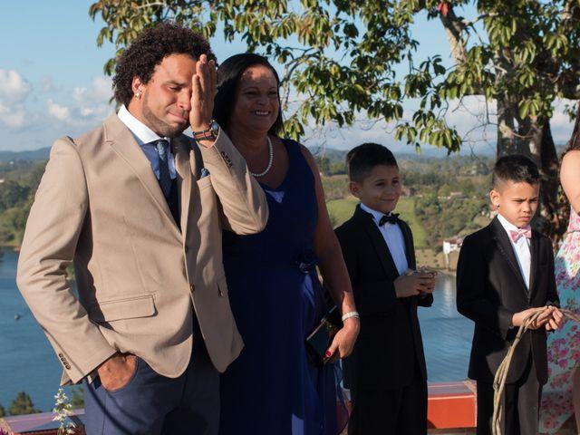 El matrimonio de Rayson y Laura en Guatapé, Antioquia 12