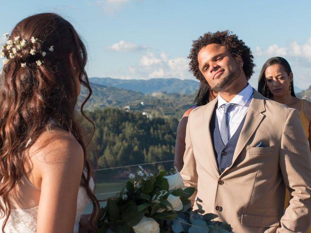El matrimonio de Rayson y Laura en Guatapé, Antioquia 16