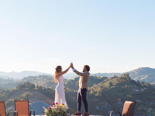 El matrimonio de Rayson y Laura en Guatapé, Antioquia 28