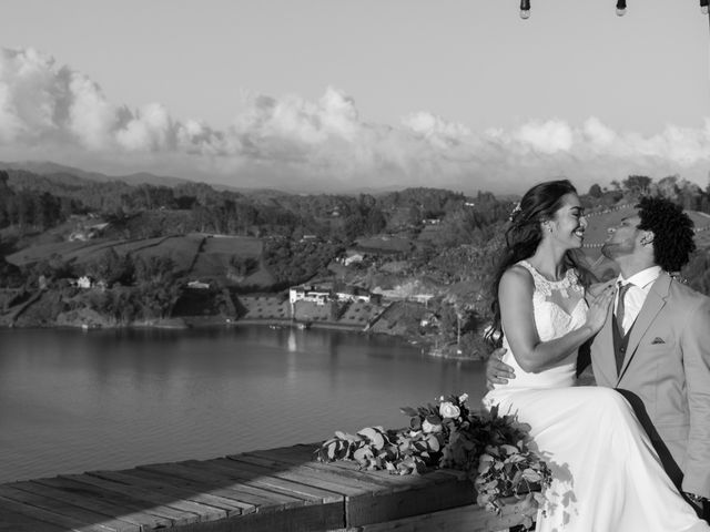 El matrimonio de Rayson y Laura en Guatapé, Antioquia 29