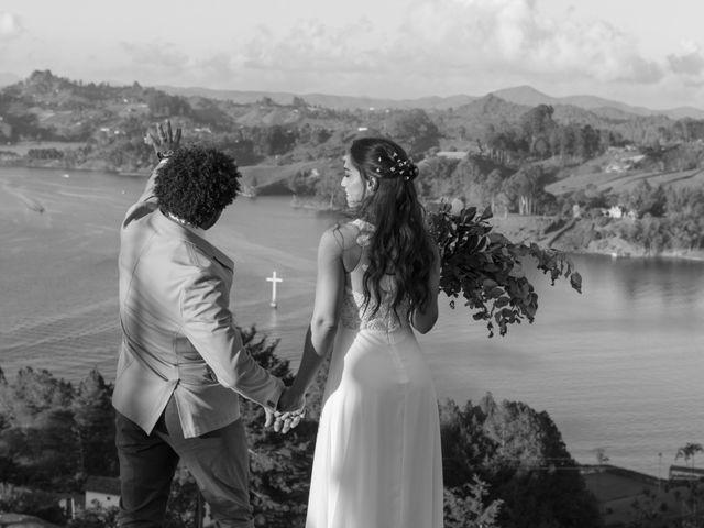 El matrimonio de Rayson y Laura en Guatapé, Antioquia 31
