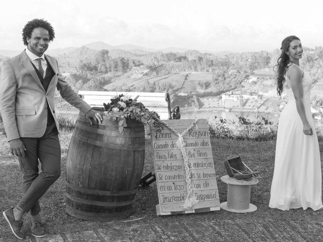 El matrimonio de Rayson y Laura en Guatapé, Antioquia 33