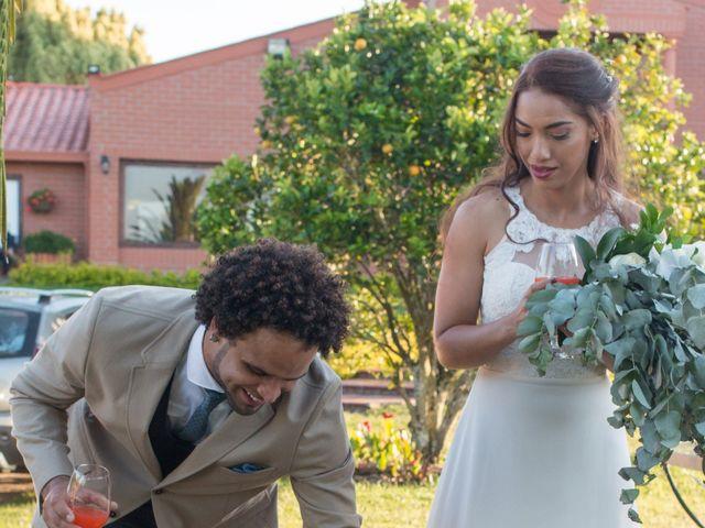 El matrimonio de Rayson y Laura en Guatapé, Antioquia 34