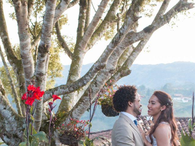 El matrimonio de Rayson y Laura en Guatapé, Antioquia 38