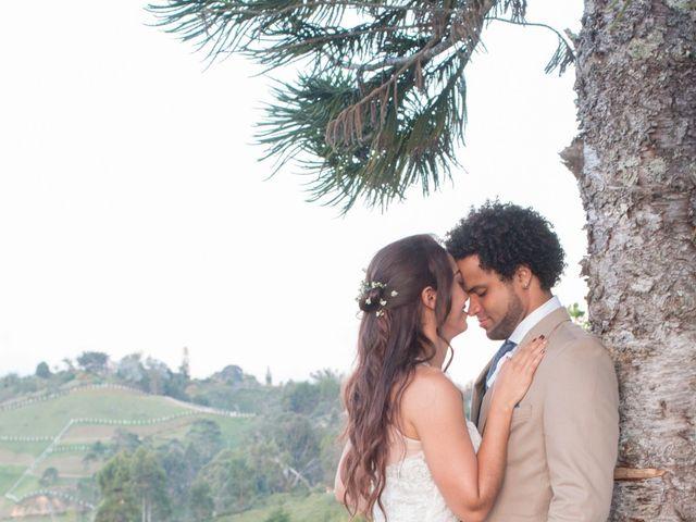 El matrimonio de Rayson y Laura en Guatapé, Antioquia 41