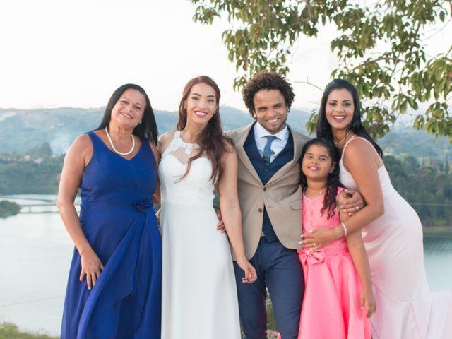 El matrimonio de Rayson y Laura en Guatapé, Antioquia 42