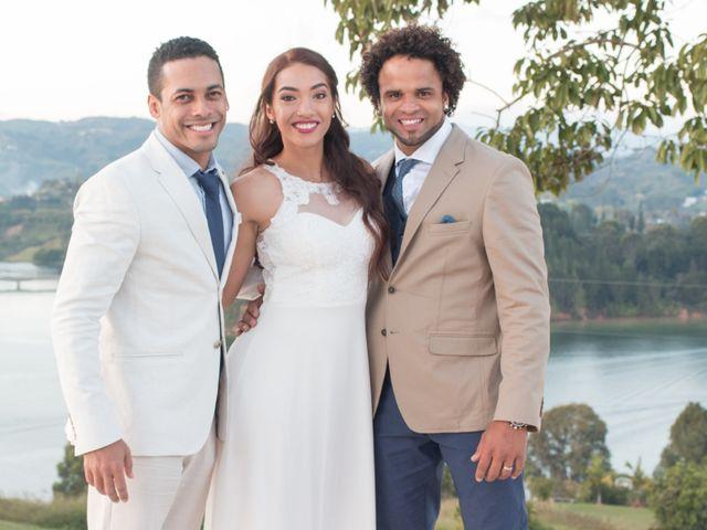 El matrimonio de Rayson y Laura en Guatapé, Antioquia 44