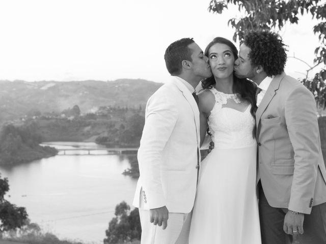 El matrimonio de Rayson y Laura en Guatapé, Antioquia 45