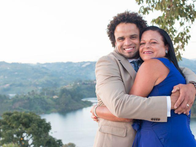El matrimonio de Rayson y Laura en Guatapé, Antioquia 46