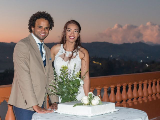 El matrimonio de Rayson y Laura en Guatapé, Antioquia 49