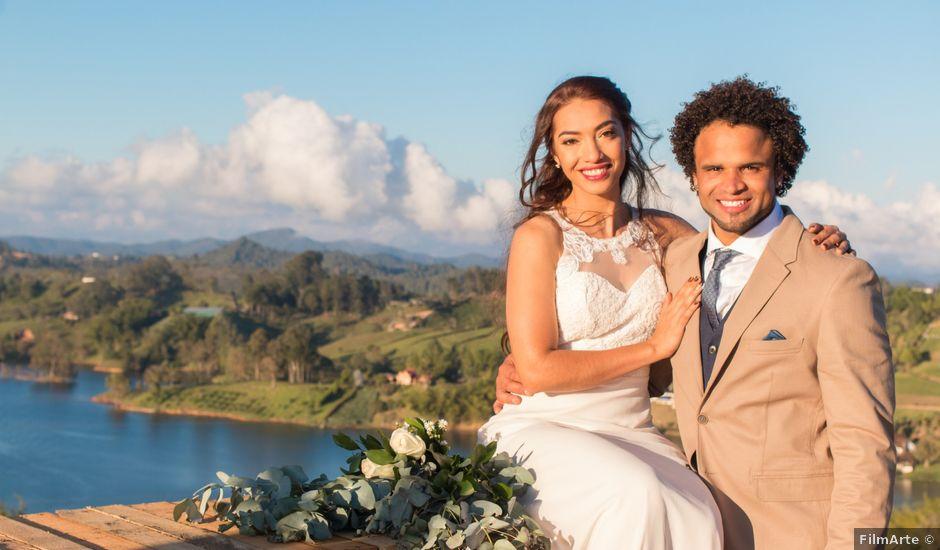 El matrimonio de Rayson y Laura en Guatapé, Antioquia