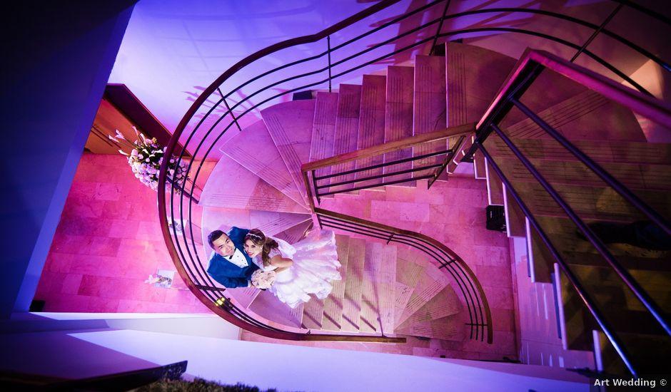 El matrimonio de carlos y Giselle en Barranquilla, Atlántico