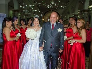 El matrimonio de Karol y César 2