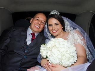 El matrimonio de Karol y César 3