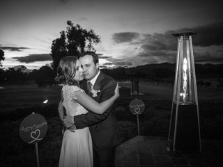 El matrimonio de Ana María y Javier
