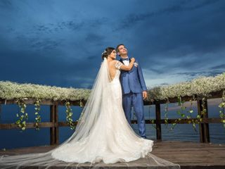 El matrimonio de Mariale y Jorge