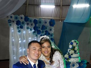 El matrimonio de Marly y Andrés 1