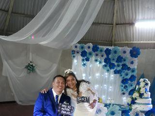 El matrimonio de Marly y Andrés 2