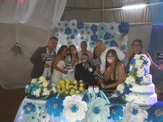 El matrimonio de Marly y Andrés 3