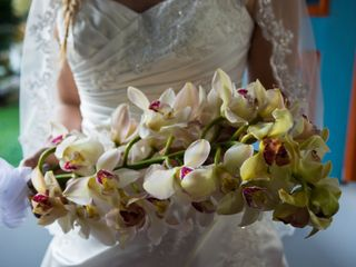 El matrimonio de Alexandra y Fabian 2