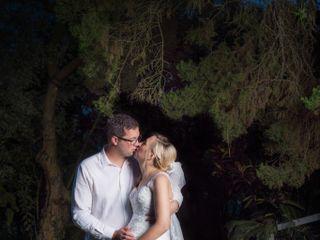 El matrimonio de Alexandra y Fabian 3