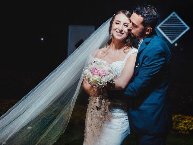 El matrimonio de David y Johana
