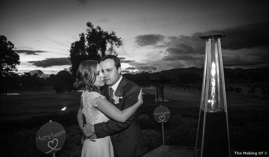El matrimonio de Javier y Ana María en Cajicá, Cundinamarca