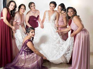 El matrimonio de Daniela  y Hector 2