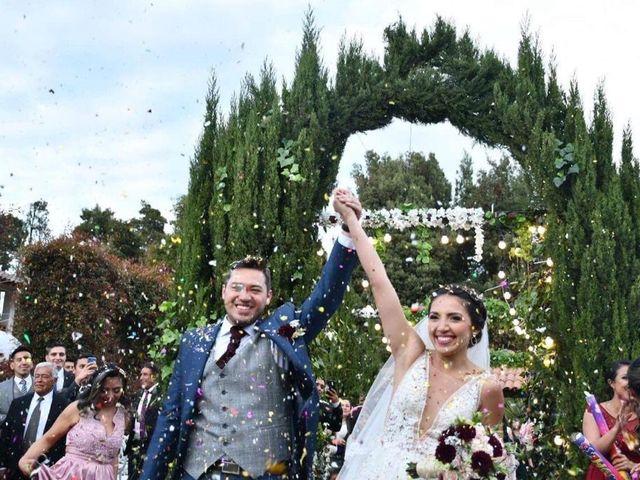 El matrimonio de Hector y Daniela  en Bogotá, Bogotá DC 1