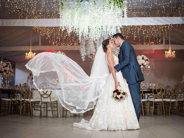 El matrimonio de Daniela  y Hector